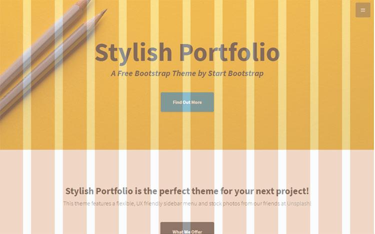 Верстка PSD макета по Bootstrap 4 сетке  Часть 1